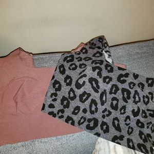 2 Pink brand lounge bras